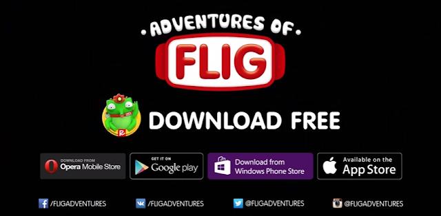 Las Aventuras de Flig v1.2 Apk Full