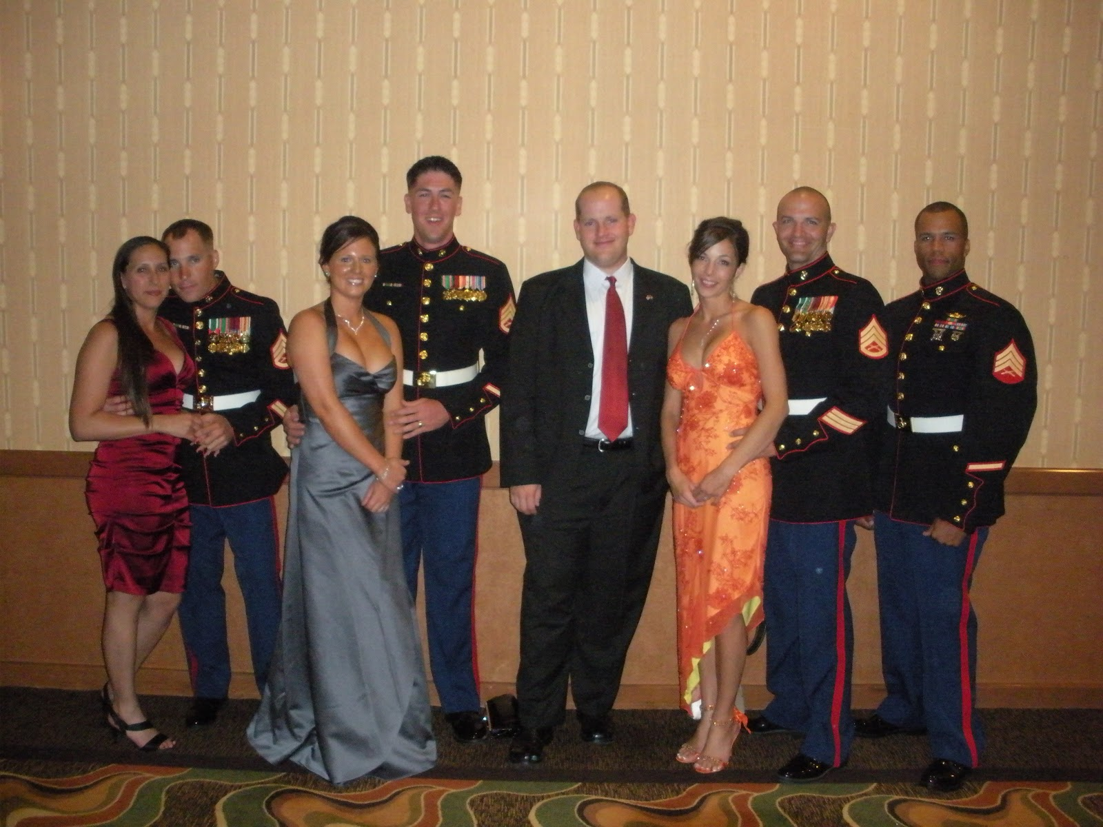 Marines Military Ball Dresses 62