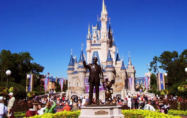 Magic Kingdom Disney Orlando