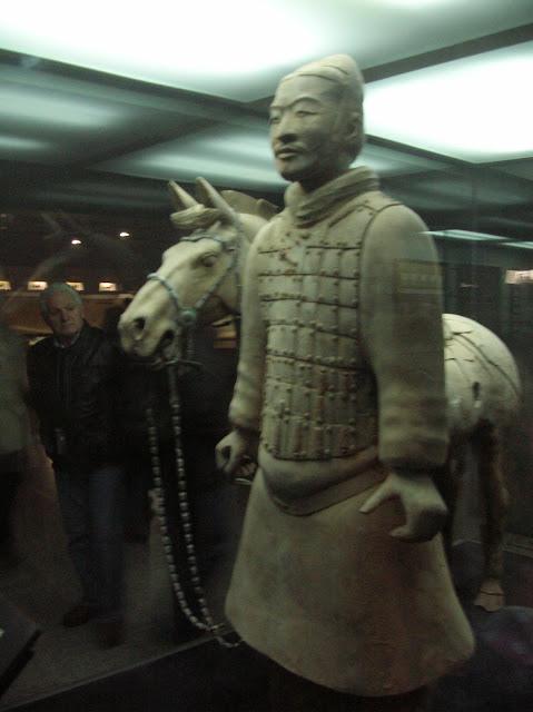 cosa vedere a xian, esercito di terracotta