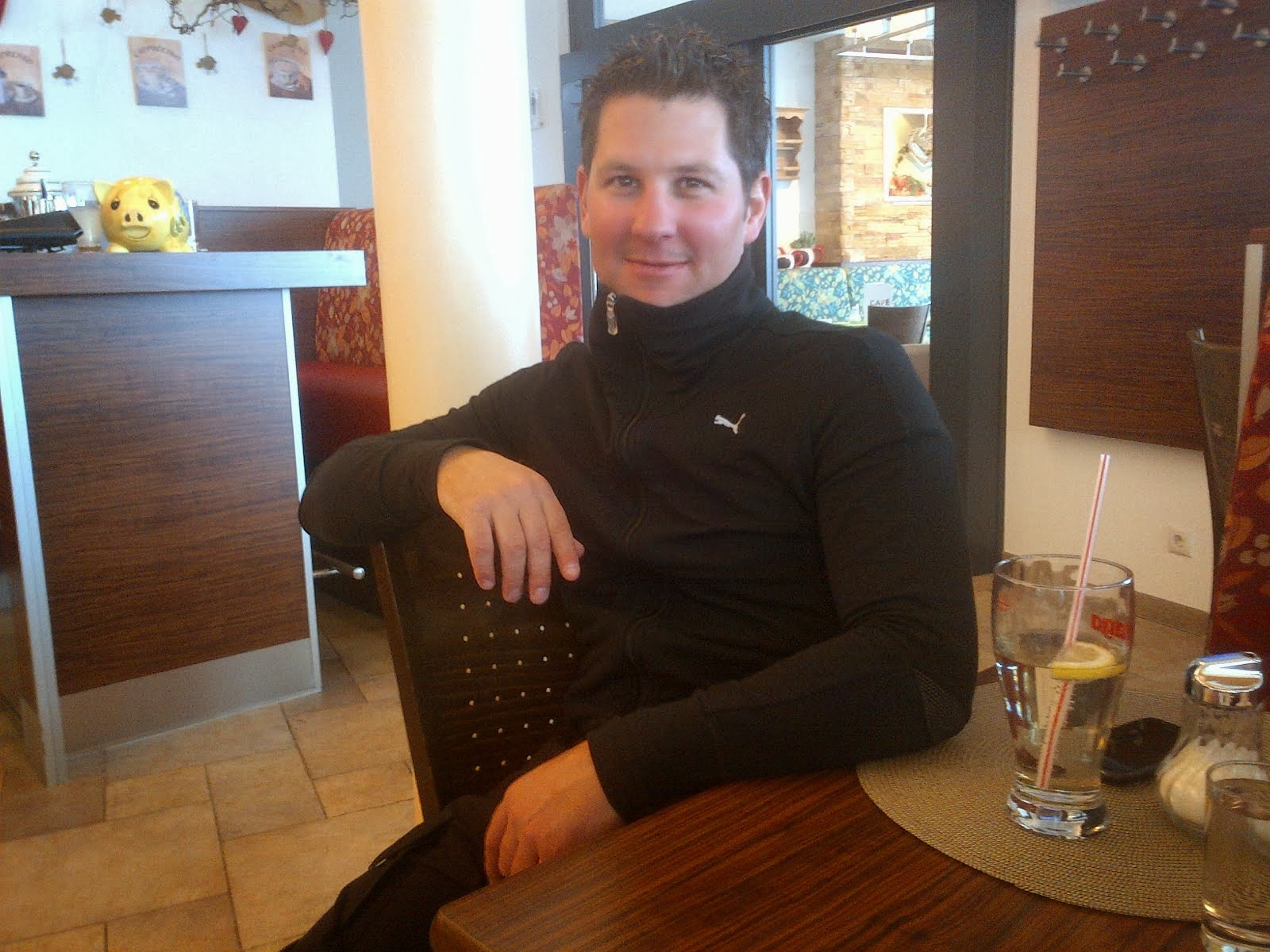 Team Mate - Georg Lindner