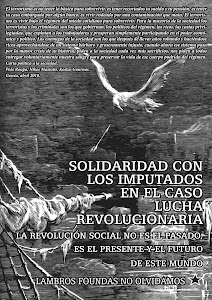 Solidaridad con Lucha Revolucionaria