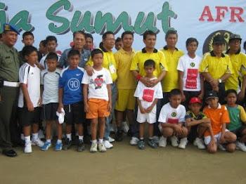 Remaja Sumut Bangkit
