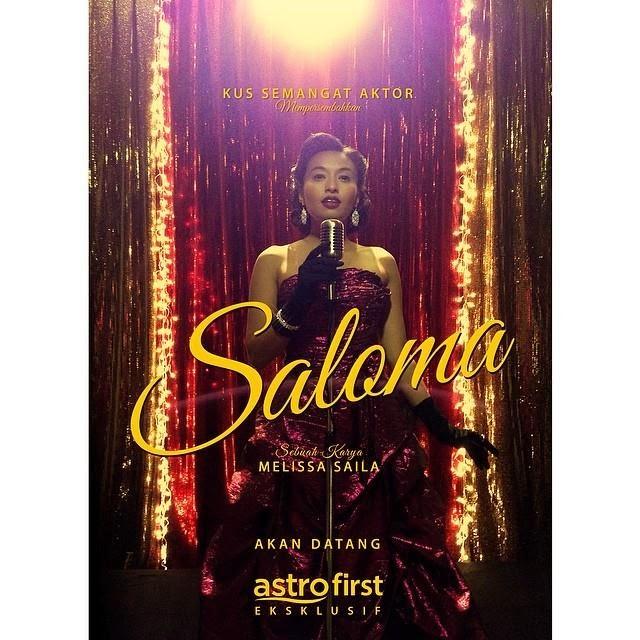 FILEM WAJIB TONTON 2014. SALOMA