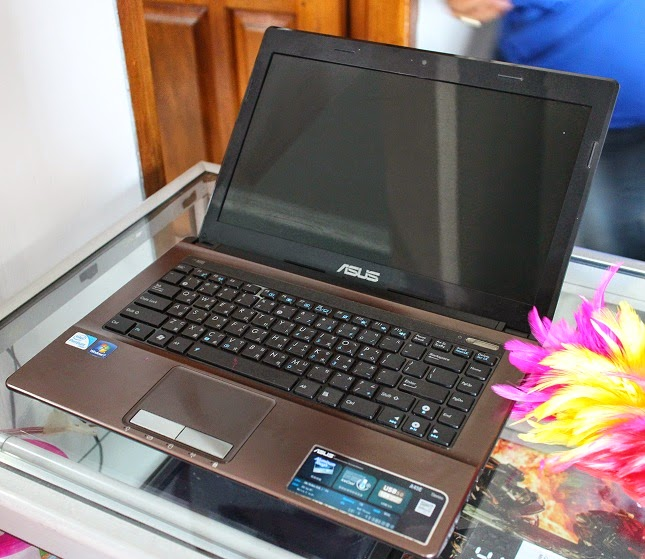 jual Laptop Asus A43E 2nd