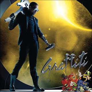 Chris Brown Graffiti CD Capa