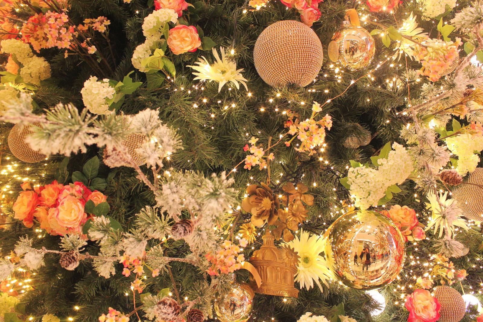 Noël des grands magasins parisiens