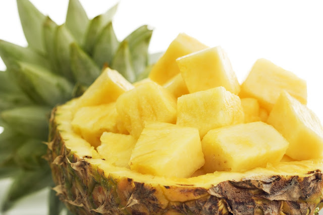 7 Conditions Remedied By Pineapple