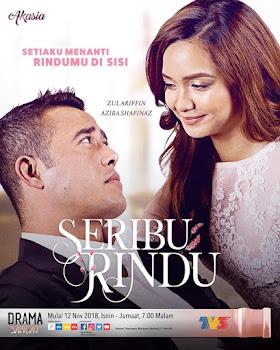 OST Seribu Rindu (Akasia TV3) Baru!