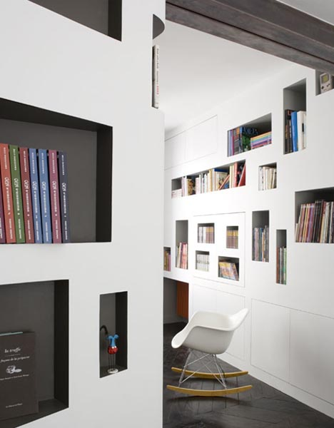 library interior design ideas 20