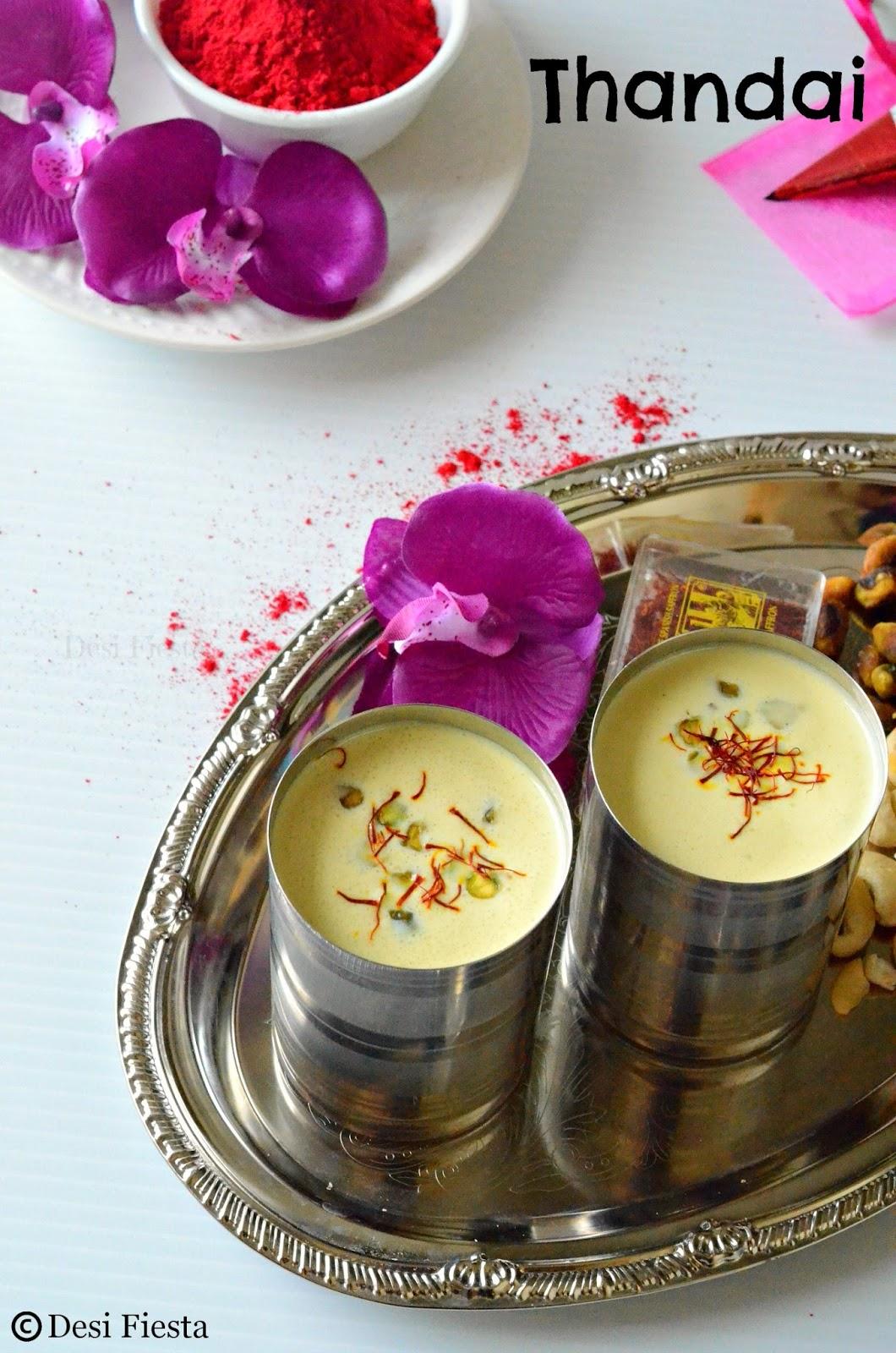 Masala paal/ Spiced Milk