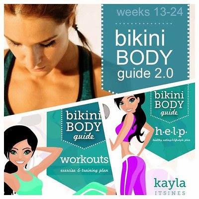 Kayla Itsines - Sweat With Kayla