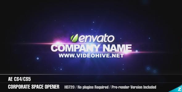 AE Corporate Space Opener
