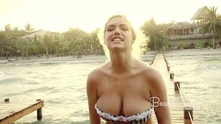 Kate Upton Photo shoot Video, Beach Bunny Photo shoot Video