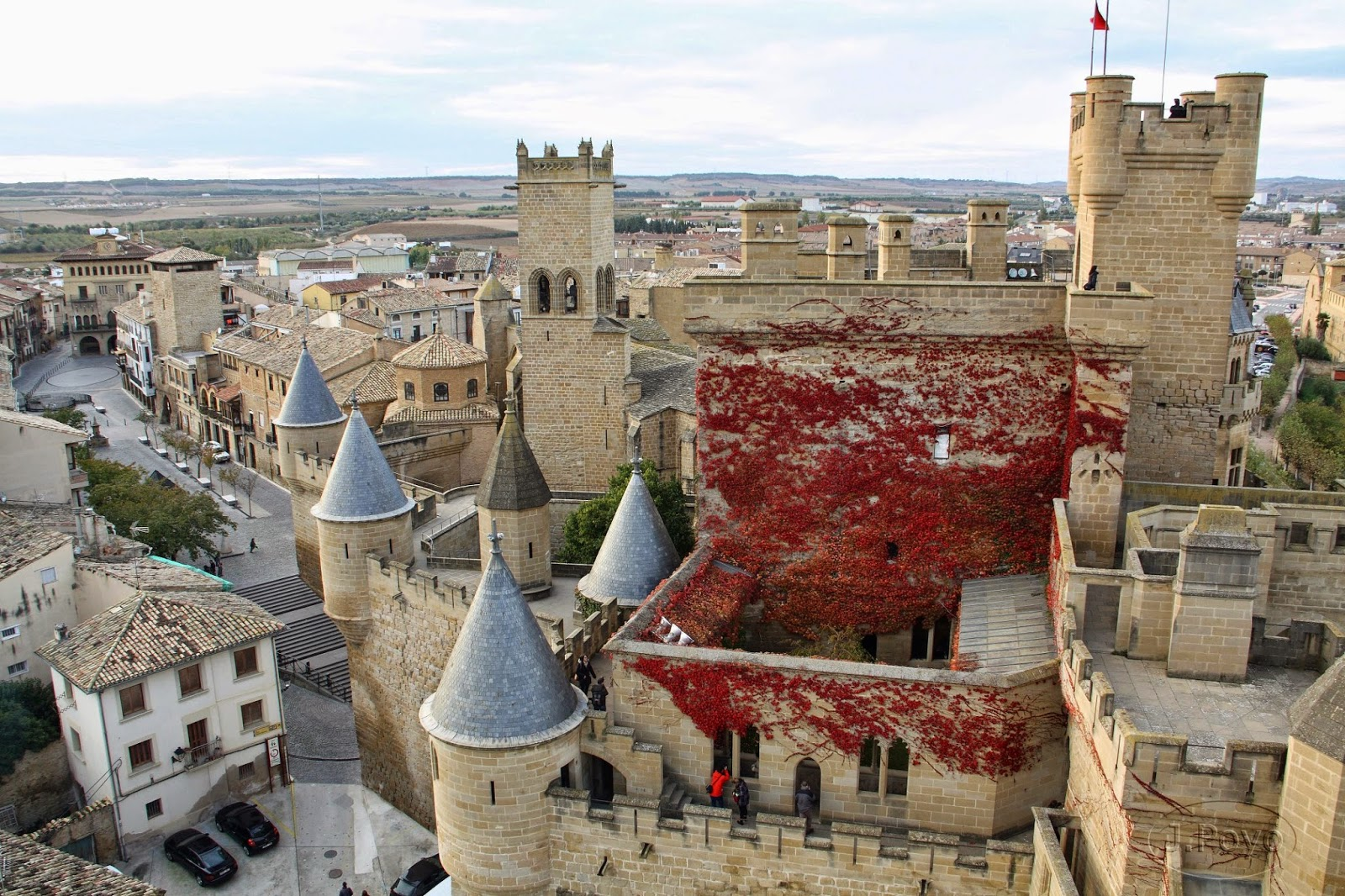 The spanish touch private tours in spain november 2015 for Oficina turismo olite