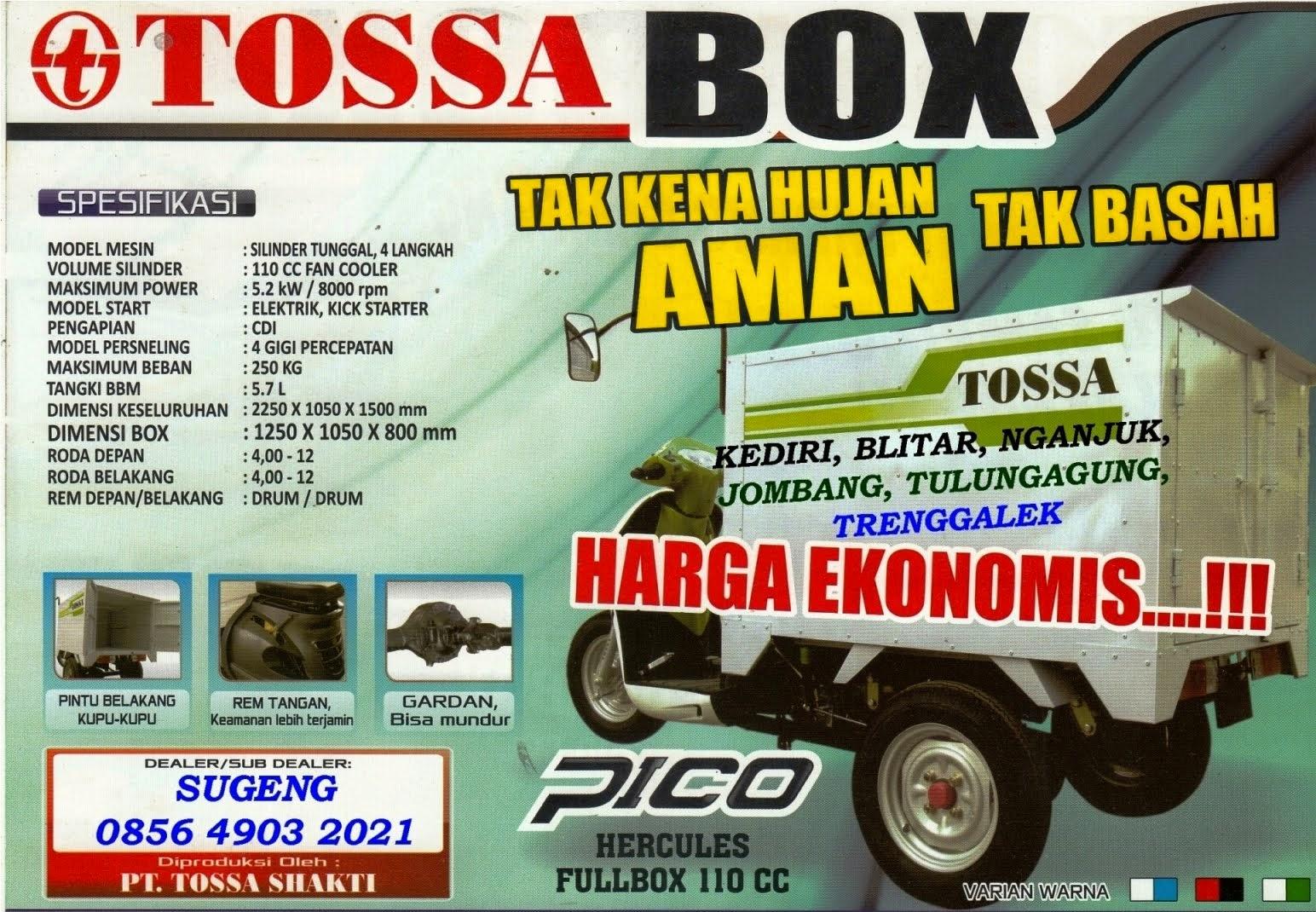 Pico Full Box