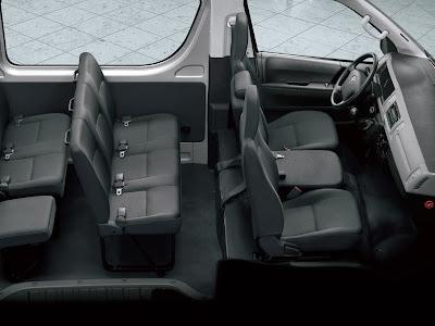 Toyota Hiace 2014 - Đánh giá chi tiết Hiace đời 2014