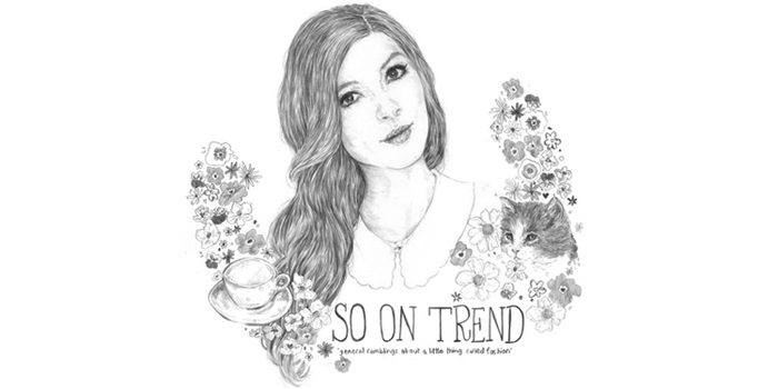 So On Trend  UK Style / Beauty Blog