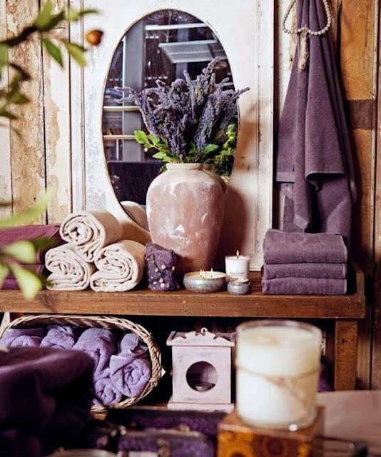 Pin by silvia busso leonori on bathroom accessories for Lavender bathroom ideas