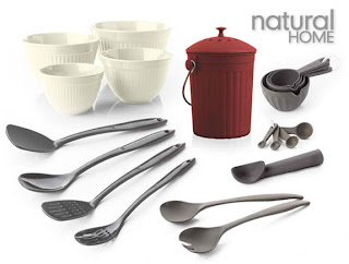 Natural Home & Garden Moboo Kitchen Tools Giveaway