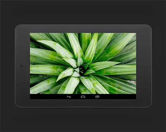 Nexus 7 PSD Mockup Templates 5