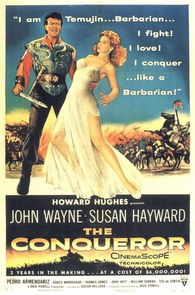 The Conqueror (El conquistador de Mongolia)