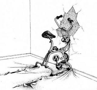 Le peloton obi humour - Dessin cycliste humoristique ...