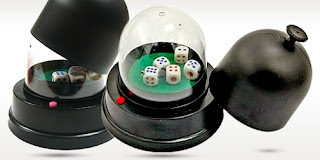 Electric Switch Dice Roller