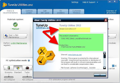 download Tune Up Utilities 2012 Build 12.0.2012.117 full terbaru crack patch keygen serial gratis