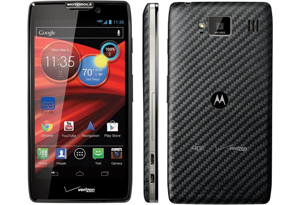 Motorola DROID RAZR HD Pic