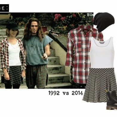 The Singles movie is still a great source of fashion inspiration