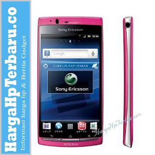 Daftar Harga Hp Sony Ericsson November 2015