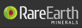 Rare Earth Minerals Logo