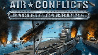 Game Air Conflicts Pacific Carriers