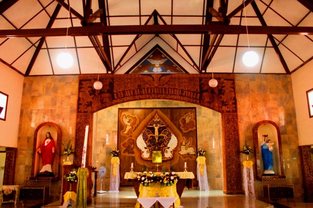 Paroki St. Lisieux Boro