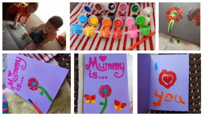 Yorkshire Blog, Mummy Blogging, Parent Blog, Cuticura, Cup, Mug, Card, Crafting, Painting, Mothers Day, Charity,