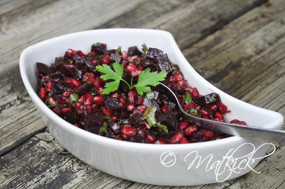 rödbetor recept sallad