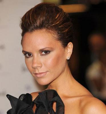 Celebrity Victoria Beckham Short Hairstyle Ideas for Girls
