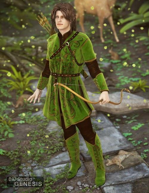 Erynion pour Elven Guerrier