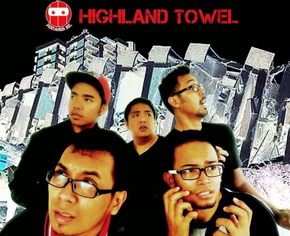 highland tower, parody highland tower, parodi highland tower, filem highland tower, highland tower online, parodi, parody, penyamun inc.,