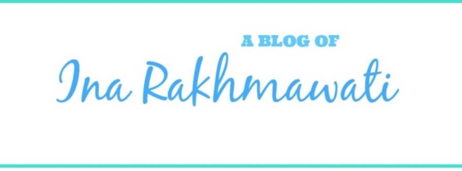 Ina' s Personal Blog
