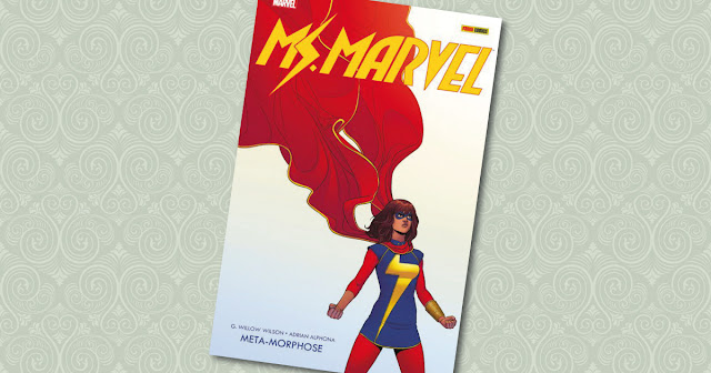 Ms Marvel 1 Panini Cover