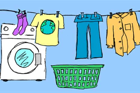 10 Cara Agar Mencuci Lebih Mudah dan Cepat
