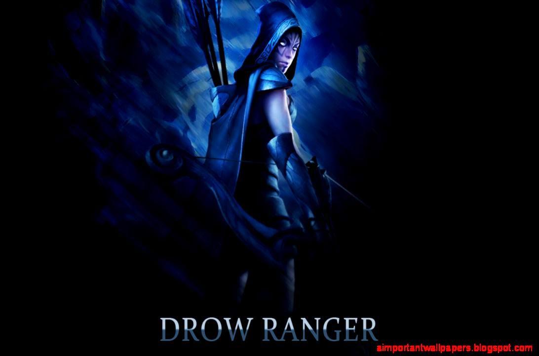 Best Dota 2 Wallpaper Dota 2 Drow Ranger Backgrounds Hd Wallpaper