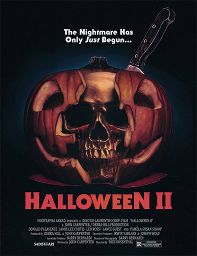 Ver Halloween 2 Sanguinario (1981) Online