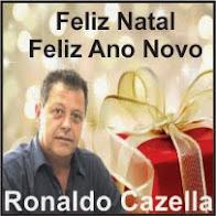 Guaraniaçu:Ronaldo Cazella deseja a todos um Feliz Natal e um próspero ano novo