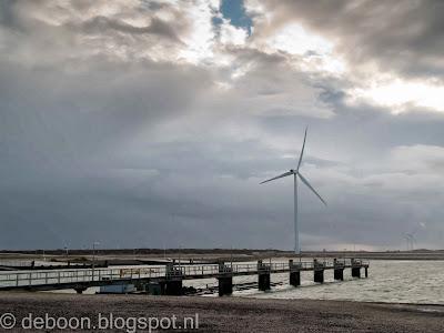 Zeeland december kerst zee wind