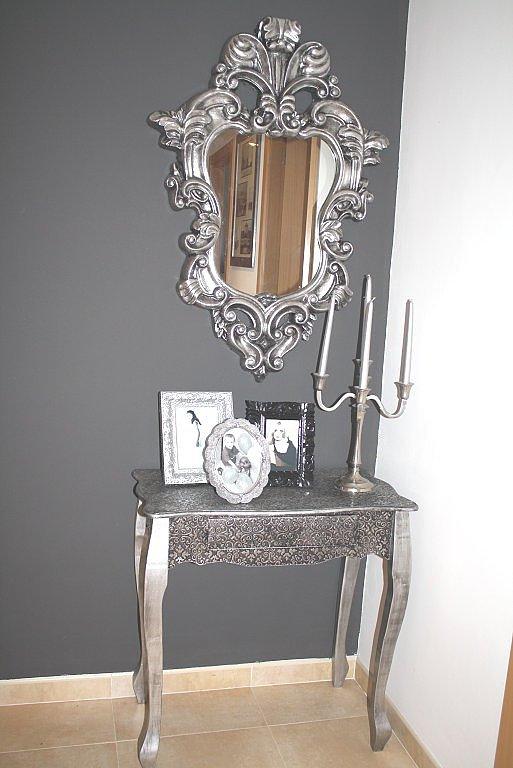 Chinitunnig tunear muebles con pintura metalizada - Tunear muebles viejos ...