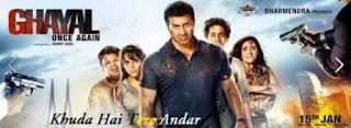 Khuda Hai Tere Andar by Arijit Singh of movie Ghayal Once Again
