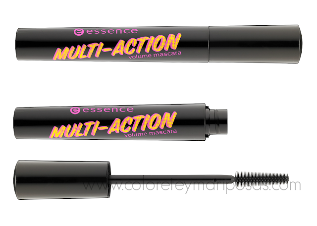 MULTI-ACTION MASCARA